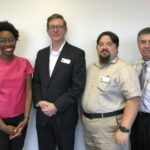 Underwood and IFMC Volunteers