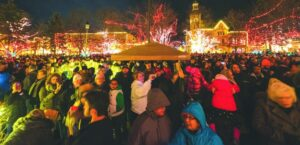 Previous photo of the Lighting of the Square